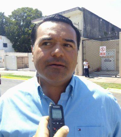 Cae Renán Barrera en alcoholímetro en Mérida; precandidato del PAN pide disculpas