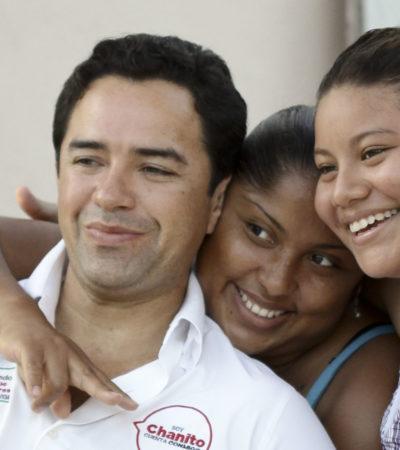 Rompeolas: Nueva 'telenovela electoral', protagonizada por 'Chanito' Toledo