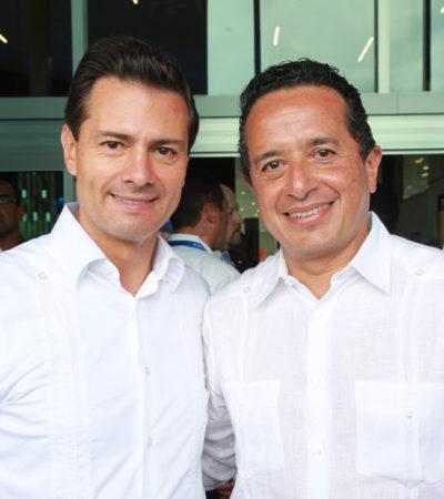 Peña Nietoestará en Cancún el miércoles