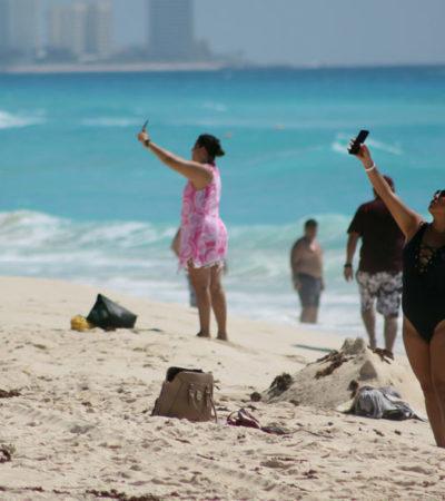Permite exitosa recaudación destinar recursos para limpieza de playas en Cancún