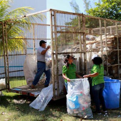 Fortalecerán en 2018 campañas de acopio de residuos reciclables