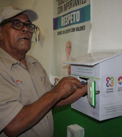 Mantienen programas contra la corrupción en Benito Juárez