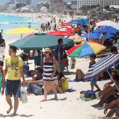 VEN RESULTADOS EN ESTRATEGIA DE SEGURIDAD: Gran Bretaña, tercer país que más turismo genera para México, anunció su decisión de excluir a Cancún de la alerta de viaje a sus ciudadanos