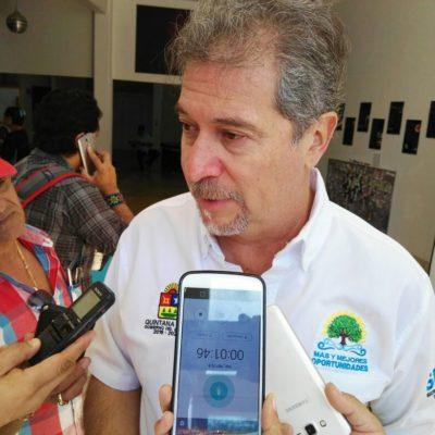 Buscará Alfredo Arellano diálogo con ejidatarios por el conflicto de la creación de una ANP en Bacalar