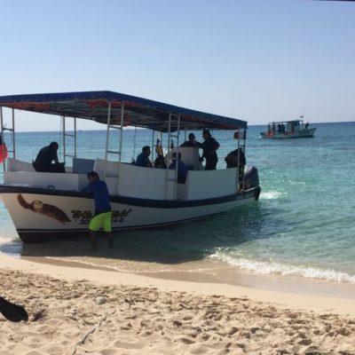 Fallece turista brasileño mientras esnorqueleaba en Cozumel