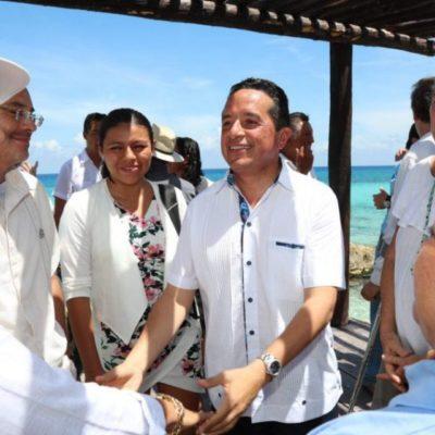 Destaca Gobernador suspensión de restricciones de viaje hacia Quintana Roo para empleados del gobierno de EU