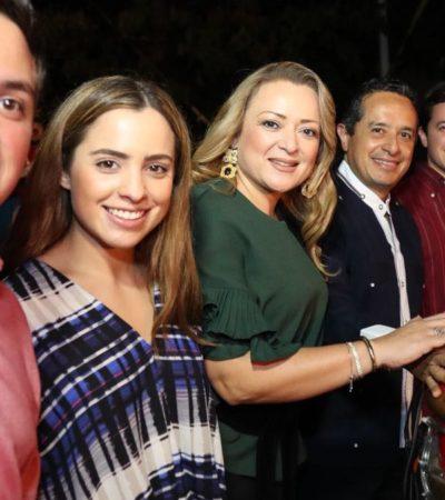 Carlos Joaquín cumple hoy 53 años