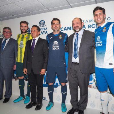 Mantendrá Gobierno de QR patrocinio a equipo español de media tabla