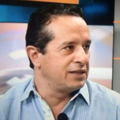 Confía Carlos Joaquín en solidez de denuncias contra Roberto Borge