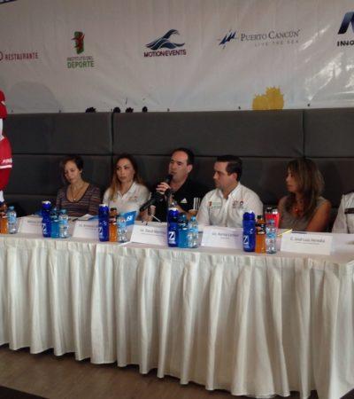 Alistan séptima 'carrera por la paz' en Cancún