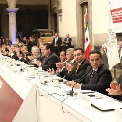 Participa Carlos Joaquín en los trabajos de la Comisión de Derechos Humanos de la Conago