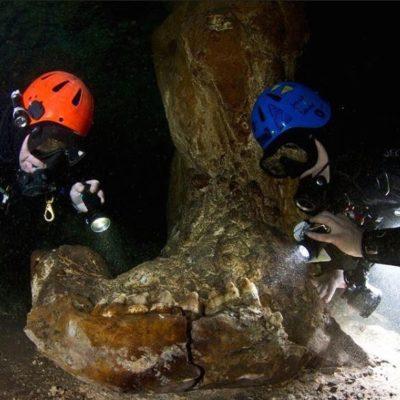 347 KILÓMETROS DE AGUA BAJO TIERRA: Confirman que se encuentra en Tulum la cueva inundada más grande del mundo