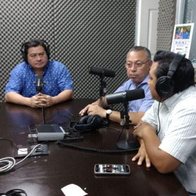Sale del aire noticiero radiofónico de Joaquín Pacheco y David Acosta en la frecuencia 99.3 en Chetumal