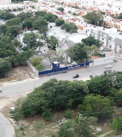 PREOCUPACIÓN POR LA INSEGURIDAD, PERO…: Divide opiniones base de la Policía Estatal en la Región 523 de Cancún