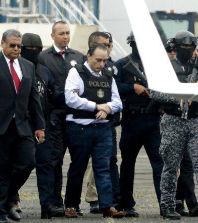TRAERÍAN A BORGE A CHETUMAL: Ex Gobernador regresaría a la capital de QR para declarar ante un juez de control por delitos imputados por la Fiscalía General del Estado