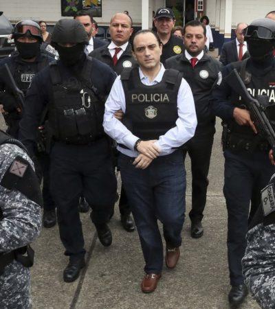 SE AMPARARÁ BORGE CONTRA VINCULACIÓN A PROCESO: Defensa acusa que Consejería Jurídica de Quintana Roo engañó a la PGR