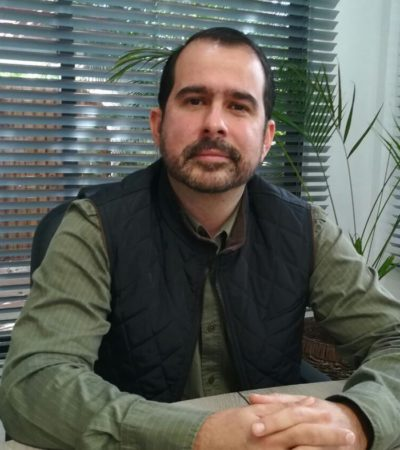 HOY CIERRAN REGISTROS EN EL PRD… YA HAY VARIOS APUNTADOS: A falta de formalizar convenio de coalición se aceptan registros en los once municipios, señala Jorge Aguilar