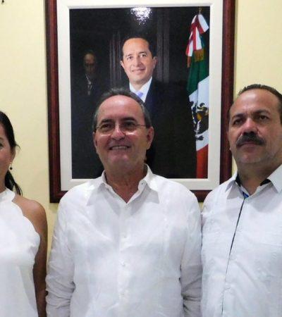 Nombran a Rocío Moreno como encargada de despacho de la Sedeso tras la renuncia de Julián Ricalde