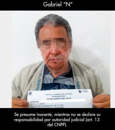 VINCULAN A PROCESO A GABRIEL MENDICUTI: Ex secretario de Gobierno llevará proceso en prisión y se mantendrá el embargo de bienes