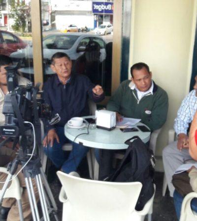 Denuncian la traición de la CTM y CROC al movimiento obrero