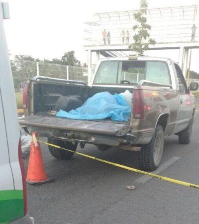 PRIMER EJECUTADO EN LA CAPITAL DE QR: Matan a balazos a un hombre durante partido de béisbol en Othón P. Blanco
