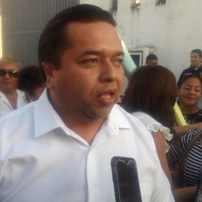 LE ENTRA EMILIANO AL 'CHAPULINEO': Diputado Ramos salta del Congreso y se registra como precandidato del 'Frente' para la Alcaldía de Benito Juárez