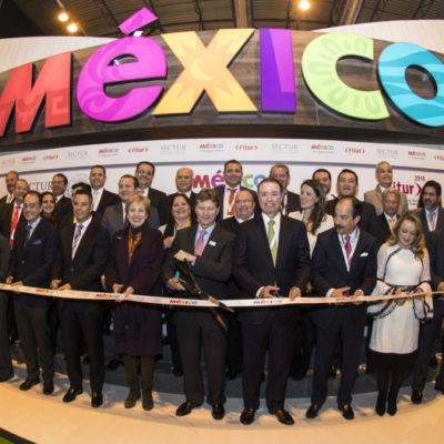 Participa Quintana Roo en la Fitur y crea grupo de consulta de turismo del mercado europeo