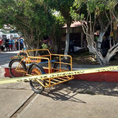 LA SORPRENDIÓ LA MUERTE EN EL MERCADO: Mujer fallece de un paro mientras hacía sus compras