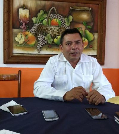 ¡FUERA MÁSCARAS!: Consejero municipal del Ieqroo se destapa como aspirante priista