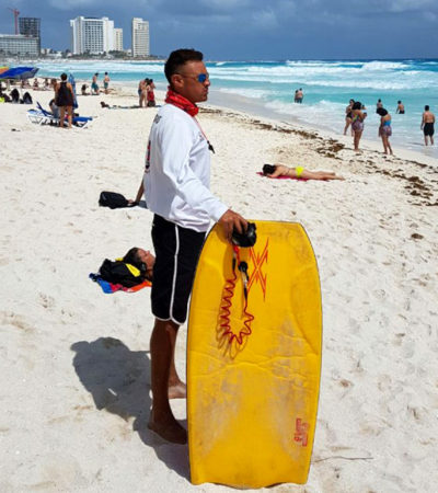 Atribuye Alcalde levantamiento de 'alerta de viaje' a Cancún al trabajo en seguridad