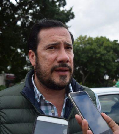 Reconoce secretario de Cancún que se tienen que mejorar índices de seguridad