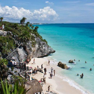 Zonas arqueológicas de Quintana Roo atraen a 277 mil 267 visitantes en temporada decembrina