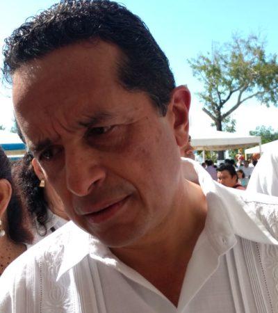 """""""AÚN NO HAY FECHA…"""": Apertura de Xcabal depende de la Federación: Carlos Joaquín; a la megaescultura no se le puede inyectar más recursos, dice"""