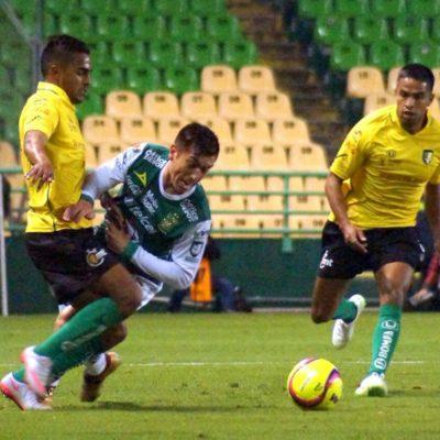 León doblega a Venados FC en el arranque de la Copa MX