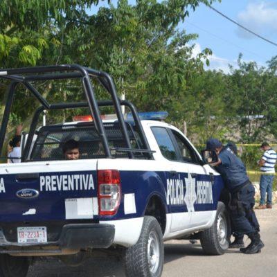 Detienen a adolescente con un arma de fuego en FCP