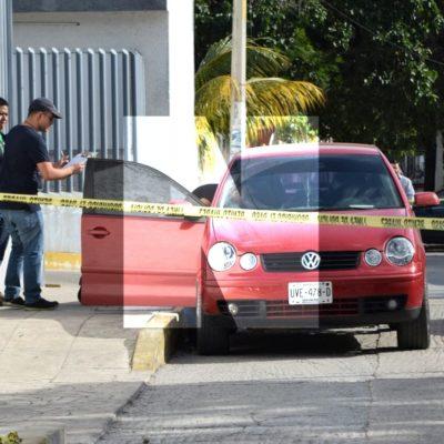 NADA DETIENE LA VIOLENCIA EN CANCÚN: Balean a madre e hijo en la Región 100; muere el hombre en el hospital; sería empleado del TSJ; suman 3 asesinatos en el día