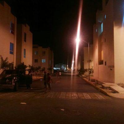 A punta de pistola, asaltan a un hombre en el tianguis de la SM 251 de Cancún