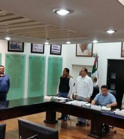 Por unanimidad, nombra Congreso a Marco Antonio Toh Euan como presidente de la Comisión de Derechos Humanos de Quintana Roo