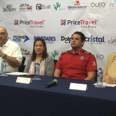 Captan turismo regional con actividades deportivas
