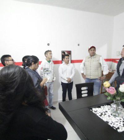 Abren en Valladolid la 'Casa del Estudiante Isleño' para apoyar a jóvenes estudiantes de Isla Mujeres