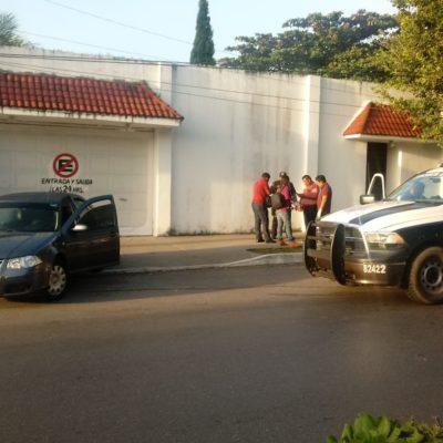 INTENTO DE EJECUCIÓN EN PLAYA: Disparan contra un hombre cuando salía de su casa en la colonia Ejidal