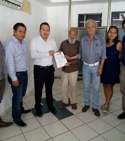 Solicita MAR, de Salvador Ramos y Raúl Castillejos, registro como partido político estatal