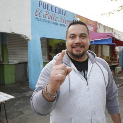 """Precandidatura en el PRD es por lo que sucede en Cancún, dice 'Cachorro'; """"cualquier ciudadano que quiera un cambio tiene que levantar la mano"""", señala"""