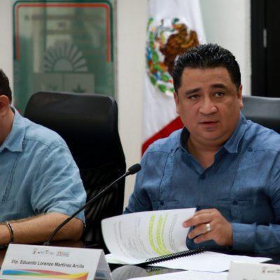 Cuestiona Martínez Arcila a quienes se han ido a Morena porque está integrada y vinculada con personajes de gobiernos anteriores