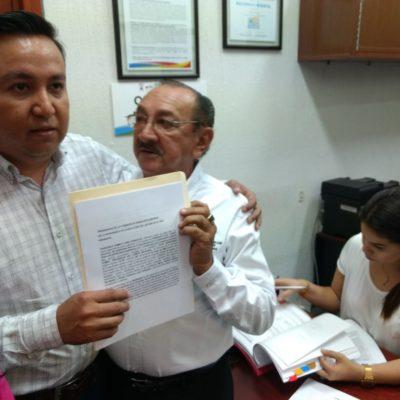Se registra Miguel Tlapa para presidir Derechos Humanos