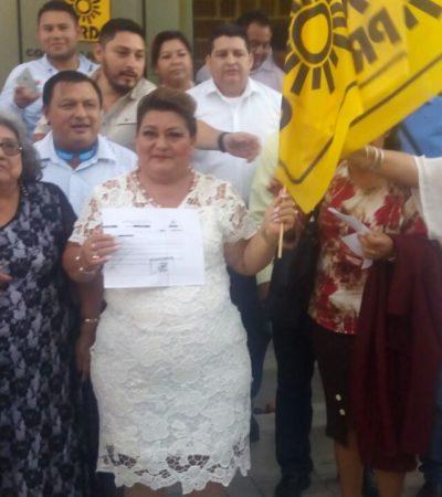 Se registra directora del sistema Conalep como precandidata para Bacalar