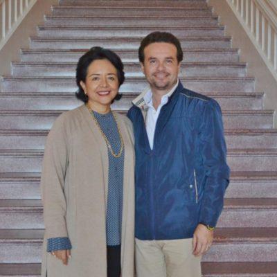 Designan nueva presidente de la Fundación de Museos en Cozumel