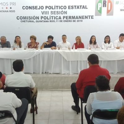 REALIZA PRI ASAMBLEA ESTATAL: Se alistan para emitir convocatoria para precandidaturas a presidencias municipales