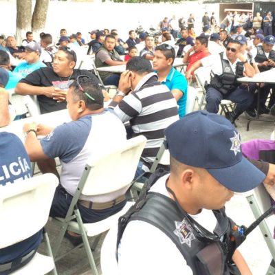 Aumentan sueldo de policías de José María Morelos