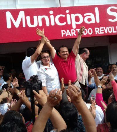 VA PRI POR LA REVANCHA EN SOLIDARIDAD: Se registra Martín de la Cruz como precandidato en busca de recuperar la presidencia municipal